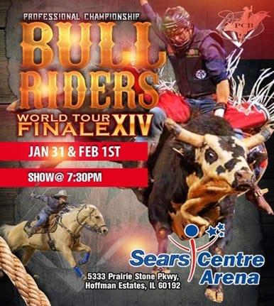 Bull Riding Chicago